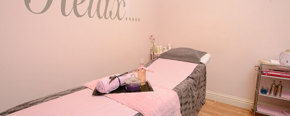 Solar Tan & Beauty Treatment Room